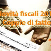 Unioni civili coppie di fatto e agevolazioni fiscali nel modello 730
