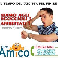 RICORDA DI PRESENTARE LA DICHIARAZIONE DEI REDDITI ! Punto Amico CAF Milano Caf Carugate 730 Point .it