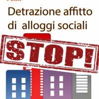 Detrazione locazione di alloggi sociali... il documento necessario