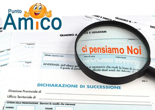 Dichiarazione di successione Milano