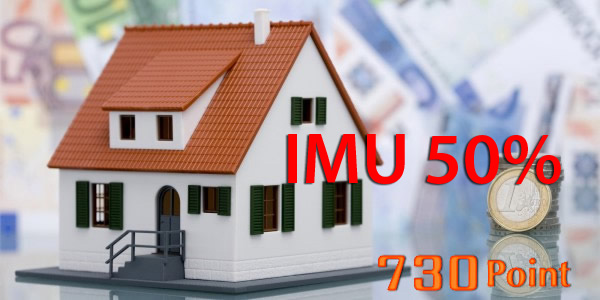 Imu tasi casa in comodato d'uso 730 point, imu 50%