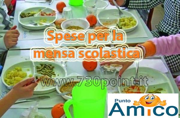 mensa scolastica caf corso sempione Milano