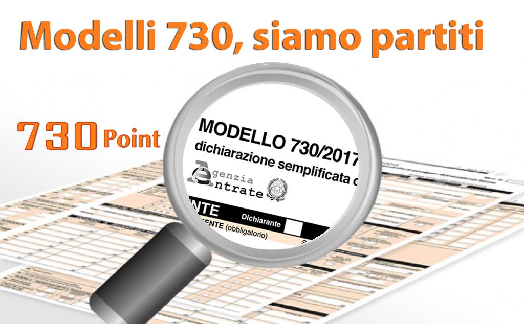 modello 730 2017