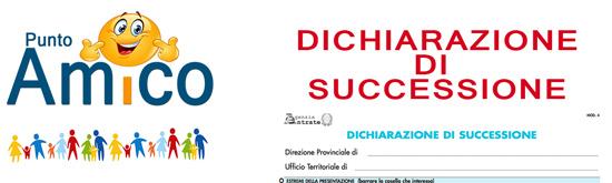 Caf Milano Dichiarazione di successione milano 730point