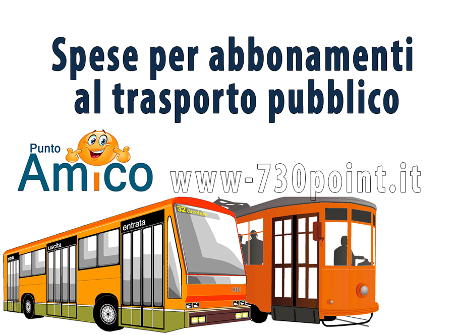 spese trasporto 730